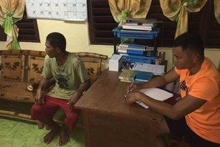 Residenteng nasiraan ng bangka sa dagat, nasagip sa Palawan
