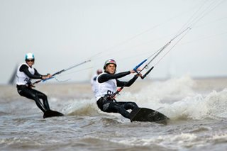 Pinoy kiteboarder bags silver at Youth Olympics