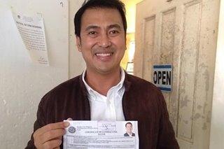 Mark Lapid eyes Pampanga mayoral seat