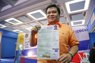 Jinggoy says electoral victory would mean 'vindication'