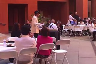 13 Filipino war veterans honored in California