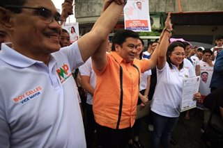 Jinggoy's daughter Janella Estrada rallies for support as election nears