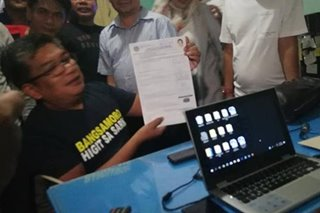 ARMM governor files COC for Basilan rep