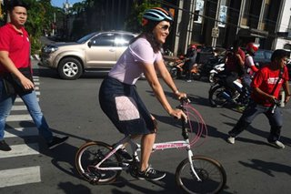 Pia Cayetano banks on track record, not family name in Senate comeback bid