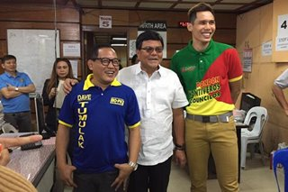 Dondon Hontiveros aims for Cebu City council seat