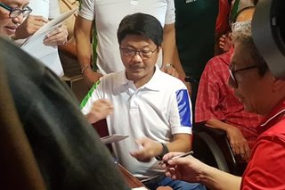 Dy-Albano tandem files COC for gov, vice gov of Isabela province