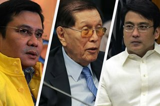 Pending cases won't disqualify candidates' election bid: Sandiganbayan