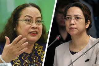 DOJ junks libel raps vs Ubial over Dengvaxia mess