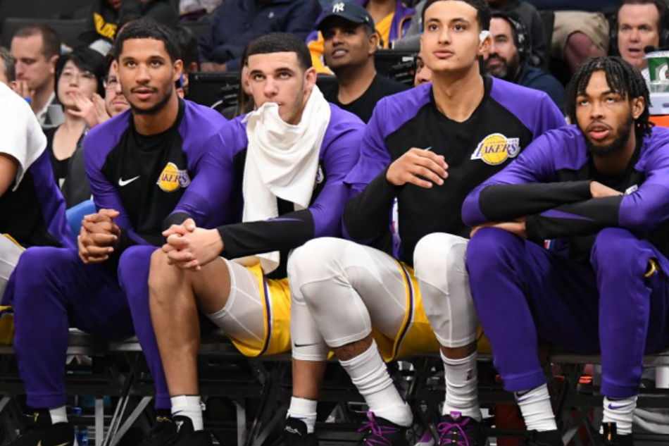 Kyle Kuzma more confident heading into second year with Lakers