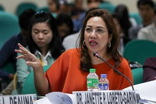 #HalalanResults: Ex-DOH chief Garin replaces husband as Iloilo representative