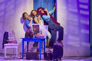 Theater review: 'Mamma Mia' is hard to resist