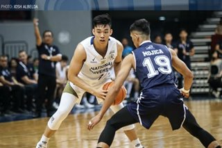 UAAP: Amid losses, rookie Ildefonso ready to keep shining for NU Bulldogs
