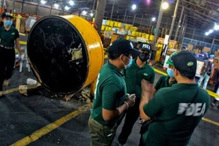 Senators cite 'temptation to recycle' seized drugs stored at PDEA