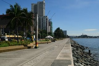 Develop Binondo, Escolta instead of Manila Bay reclamation: Isko