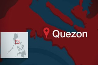 PNR train derailed in Gumaca town, Quezon