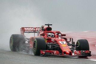 F1: Vettel grid penalty boosts Lewis Hamilton's fifth title bid