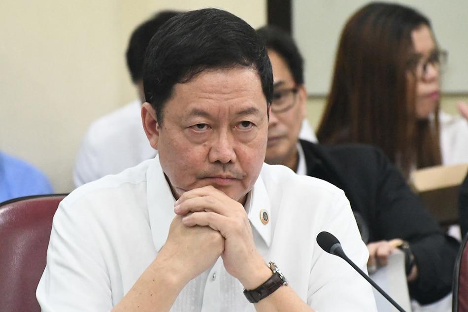 DOJ chief Guevarra says VP 'not immune' from lawsuit 1