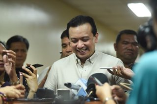 Trillanes scored victory in Makati ruling, says lawyer