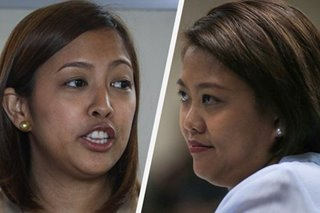 Abby Binay sa ate na si Nancy: 'Di kami close'