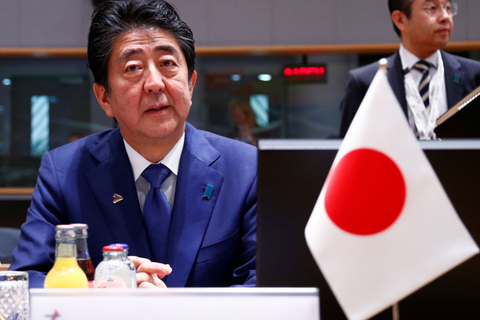 Japan and China driven closer by trade tensions with US