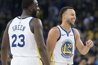 NBA: As usual, Warriors cruise past Suns