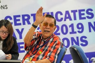 Cagayan governor seeks cancellation of Enrile's bail