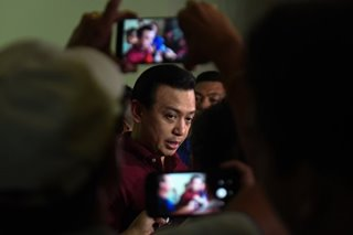 Another day, another legal battle for Trillanes