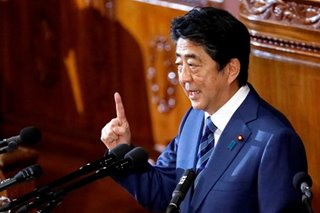 Japan's Abe to make rare China visit as relations thaw