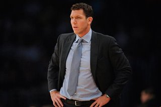 NBA: Lakers' Walton fined for ref criticism