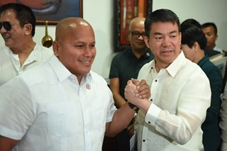 Comelec affirms Koko Pimentel wing in PDP-Laban row