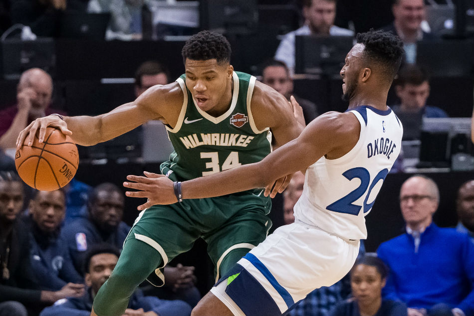 Bucks' Giannis, Raptors' Leonard, to miss marquee matchup