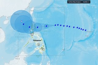 'Rosita' maintains strength as it nears Cagayan-Isabela