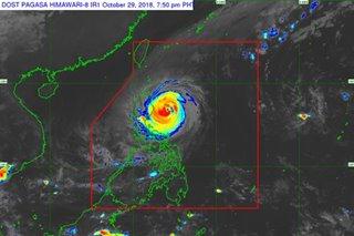 Brace for impact: 'Rosita' to make landfall over Isabela-Aurora Tuesday morning