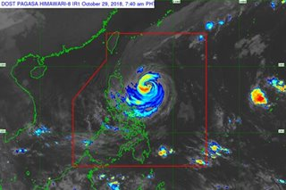 Evacuations start as Luzon braces for Rosita