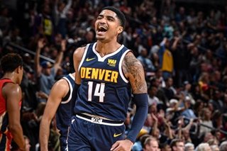 NBA: Nuggets stay perfect at home, drop Pelicans