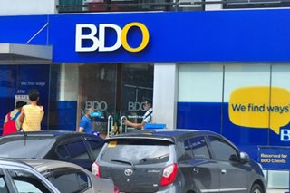 BDO warns of new 'Verify Now' phishing scheme