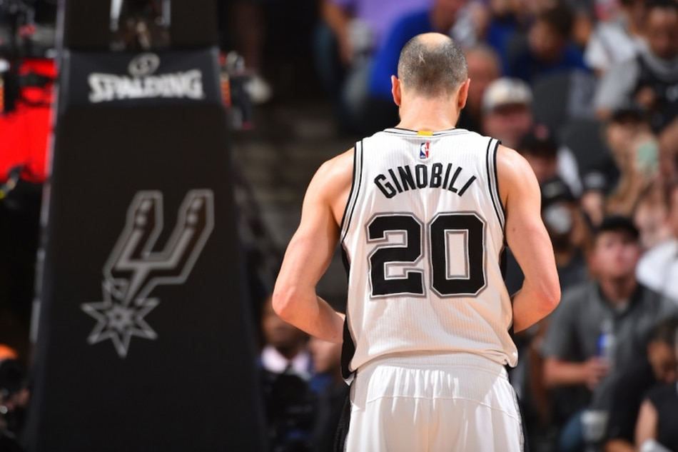 netherlands san antonio spurs to retire ginobilis jersey in march ceremony  abs cbn news d54a9 18a22 145ddb3b8