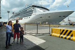 Selfie with Coral Princess