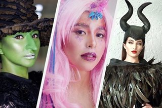 LOOK: What celebs wore for Halloween 2018