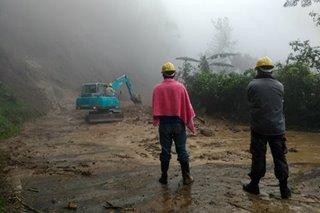 Deadly landslides hit Mountain Province, Ifugao, Kalinga