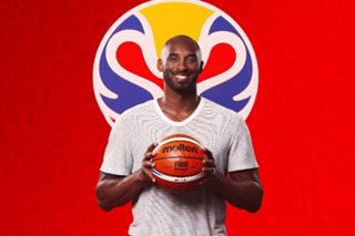 Kobe Bryant named FIBA World Cup global ambassador