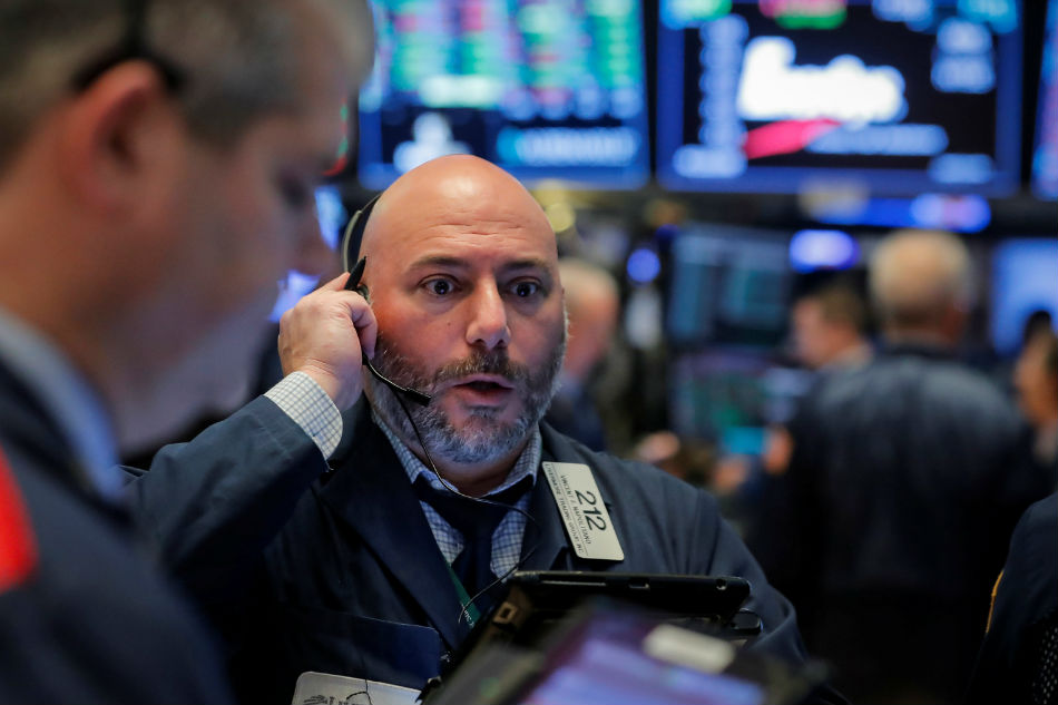 Trump tweet cheers up Wall Street after Monday rout