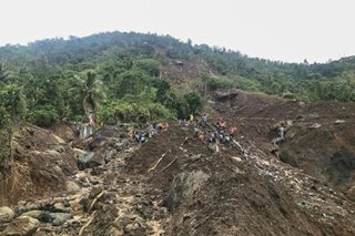 5 CAFGUs among victims of Mt. Province landslide