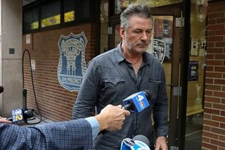 Alec Baldwin arrested in New York after 'punching' man