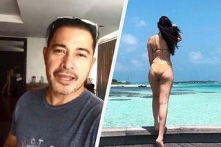 Bela confused as fan compares her to woman in Cesar Montano video
