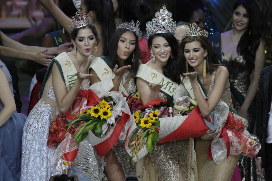 Vietnam wins Miss Earth 2018