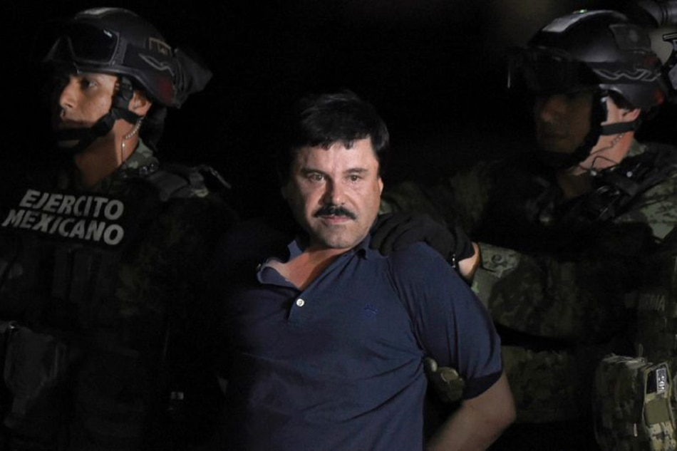 Jury selection begins for El Chapo's U.S.  trial