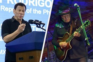 'Vote ba?' Panelo downplays Duterte's endorsement for Freddie Aguilar