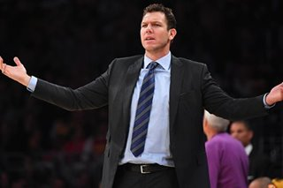 Magic: Lakers 'not going to fire' Walton