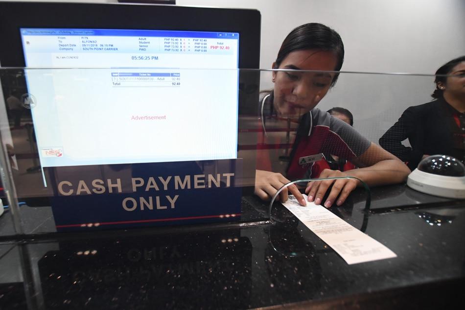 Airport-style Metro Manila terminal promises easier commute 20